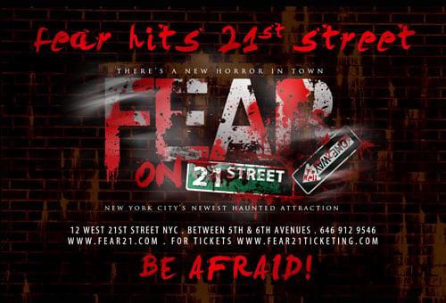 Fear21 New York