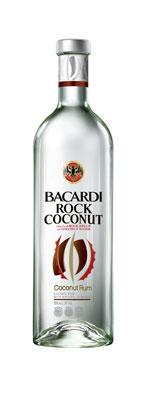 Bacardi Rock Coconut