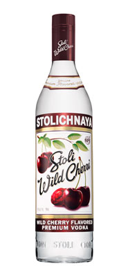 Stolichnaya Wild Cherri