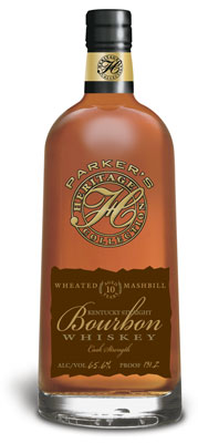 Parkers Wheated 4th Edition bourbon