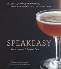 Speakeasy book