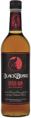 Blackbeard Spice Rum
