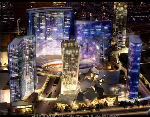 CityCenter overview