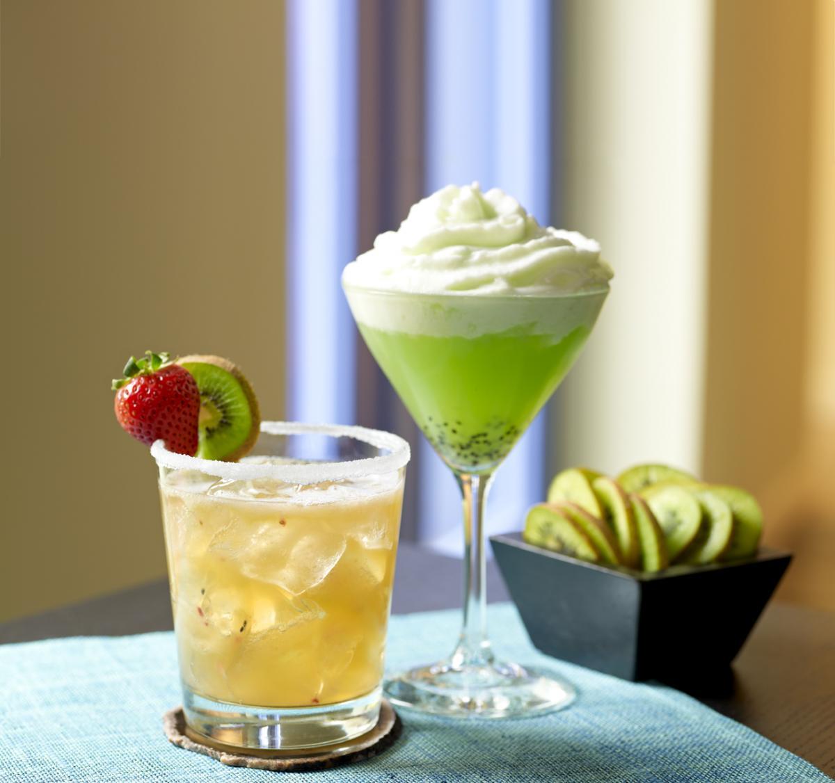 Kiwi Cocktails McCormick & Schmicks