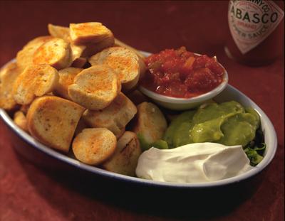 Tabasco Bagel Snack Bowl