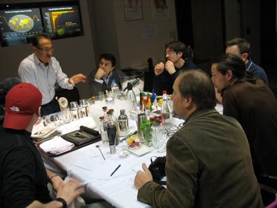 Cognac Summit