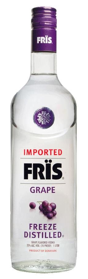 Fris Grape Vodka