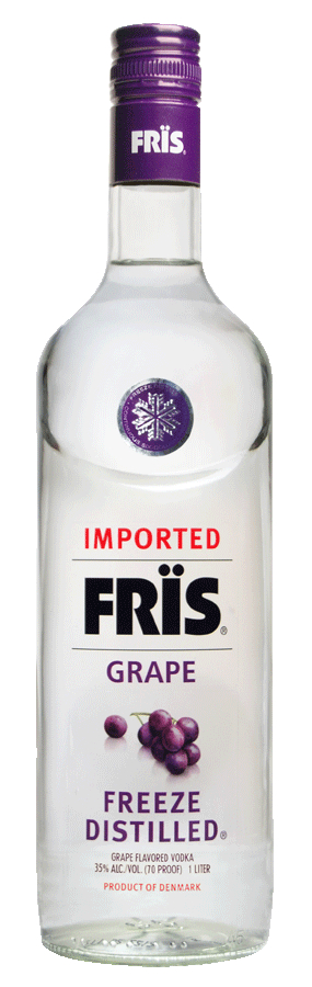 Fris Grape Vodka