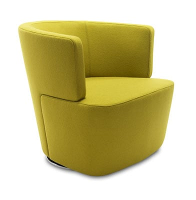 Joel Club Chair by Coalesse