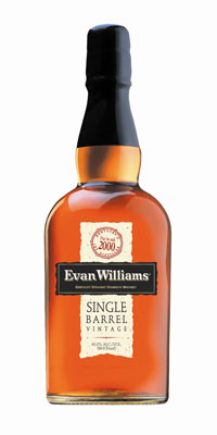 Evan Williams 2000 Vintage