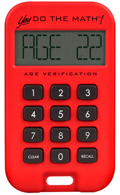 You Do the Math calculator