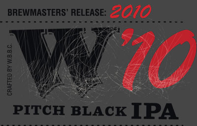 W'10 Pitch Black IPA