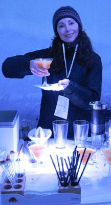 Patricia Richards Finlandia Vodka Cup