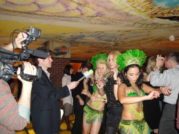 Leblon Cachaca Party