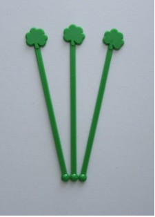St. Patrick's Day Stir Stick