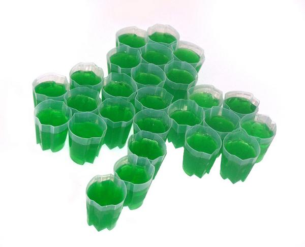 St. Patrick's Day Jello Shot