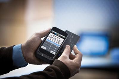 VeriFone PAYware Mobile