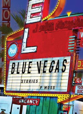 Blue Vegas Book Cover