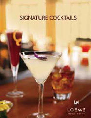 Loews Signature Cocktail