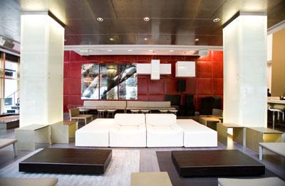 Vermillion Lounge