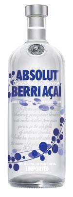 ABSOLUT ACAI BERRY