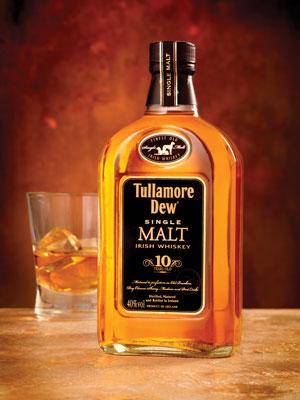 Tullamore Dew 10-Year-Old Single malt