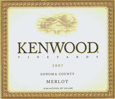 Kenwood Vineyards Merlots