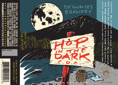 Hop in the Dark Cascadian Ale