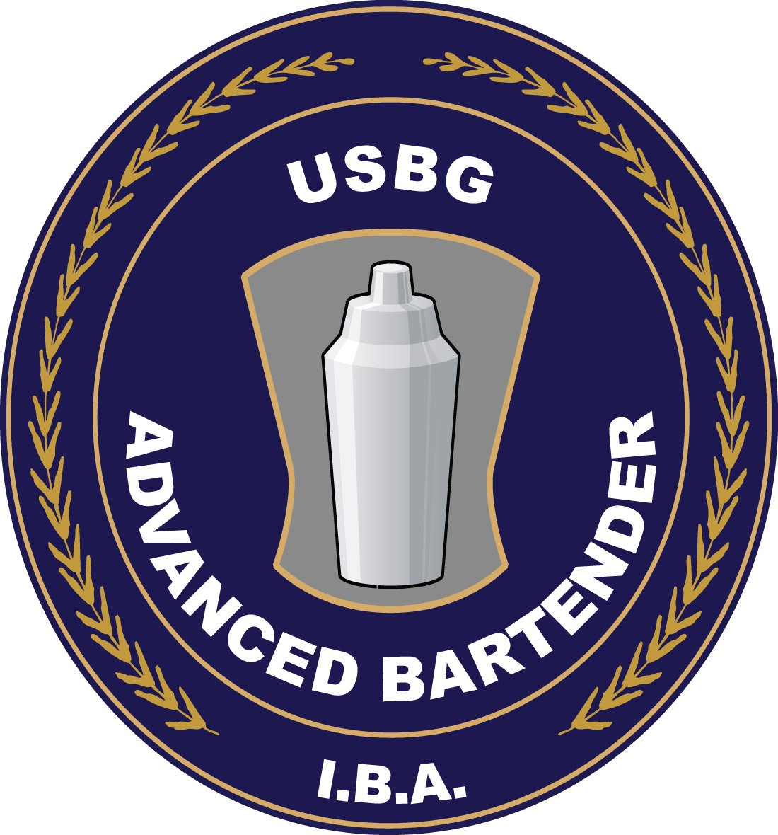 USBG Advanced Bartender Logo