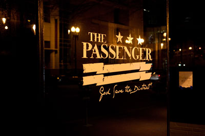 The Passenger Washington DC