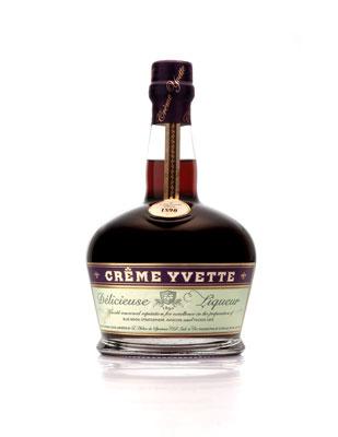 Creme Yvette Liqueur