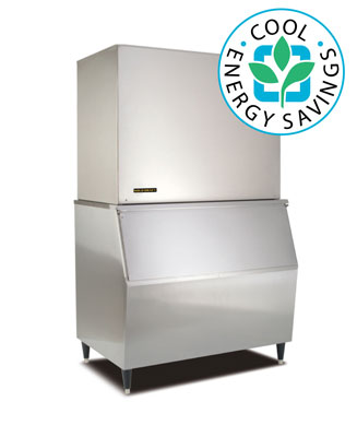 KOLD-DRAFT energy saver ice machines