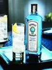 Sapphire Lavender cocktail