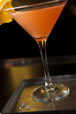 The Statement Martini
