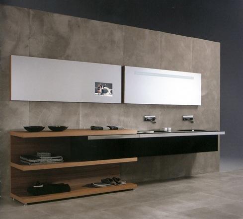PZ-World bathroom digital signage