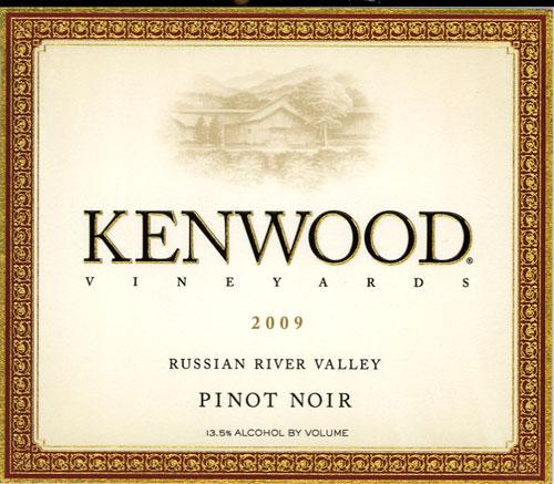 Kenwood Vineyard Pinot Noir