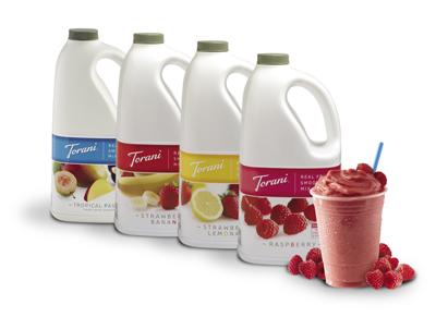 Torani Real Fruit Smoothie Mix