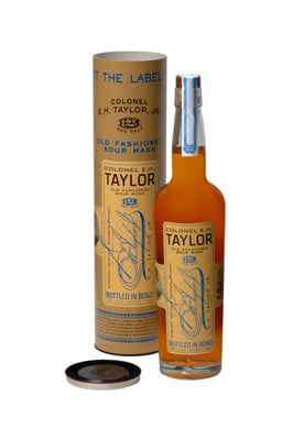 Colonel E.H. Taylor Boubon Whiskey