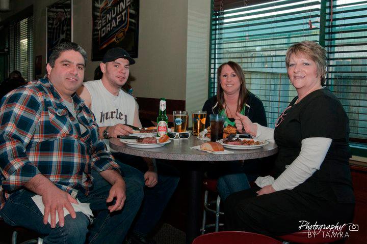 Casey's Pub Steak Dinner