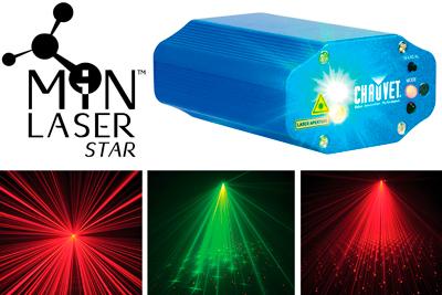 Chauvet MiN Laser Star