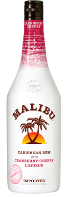 Malibu Cranberry-Cherry