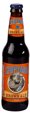 Shipyard Brewing Company Brewer's Brown Ale