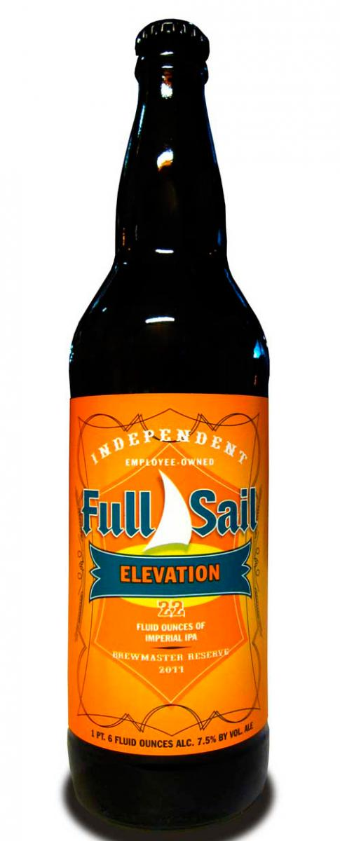 Full Sail Elevation IPA