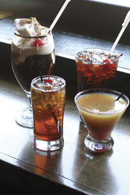 Root cocktails