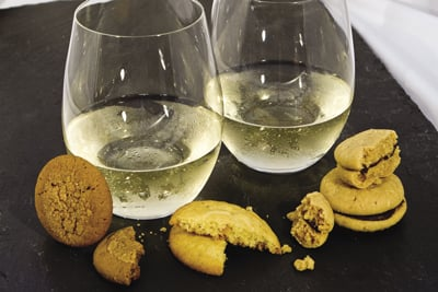 Corks and Cookies