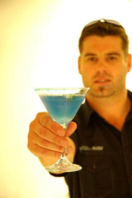 BartenderBlueTini