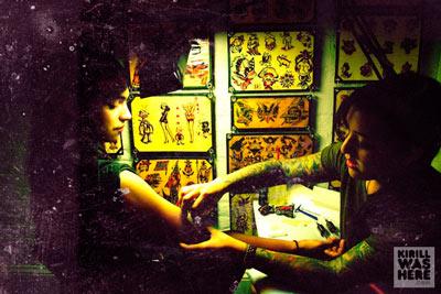 Daredevil Tattoos