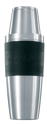 Bacardi All-In-One Shaker