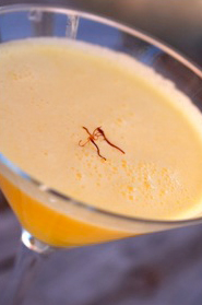 Pineapple Saffron