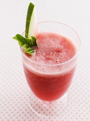 Watermelon Basil Cup